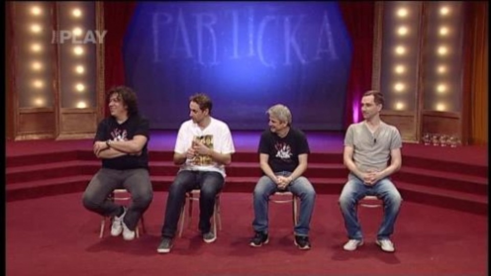 Partička (69) - Pár slov - UnCut