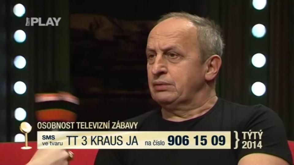 Jan Kraus - Proč pro mě hlasovat v TýTý?