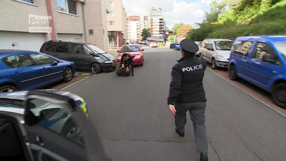 Policie v akci (16) - upoutávka