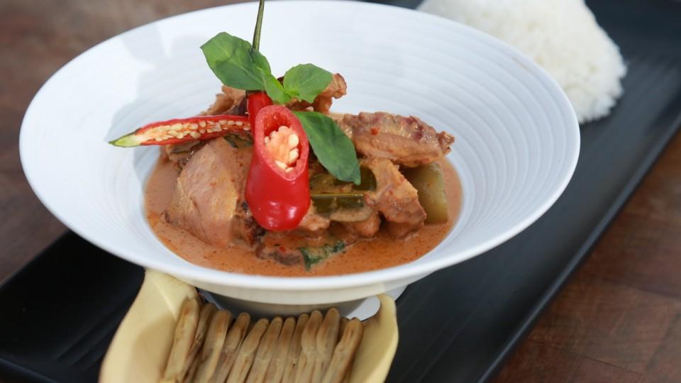 RTŠ II. (1) – Červené curry s kachnou