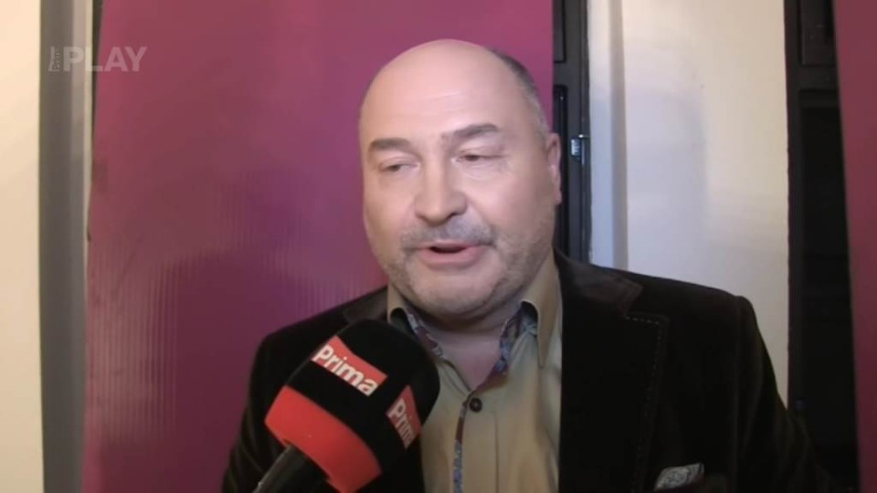 Michal David - rozhovor před TGM