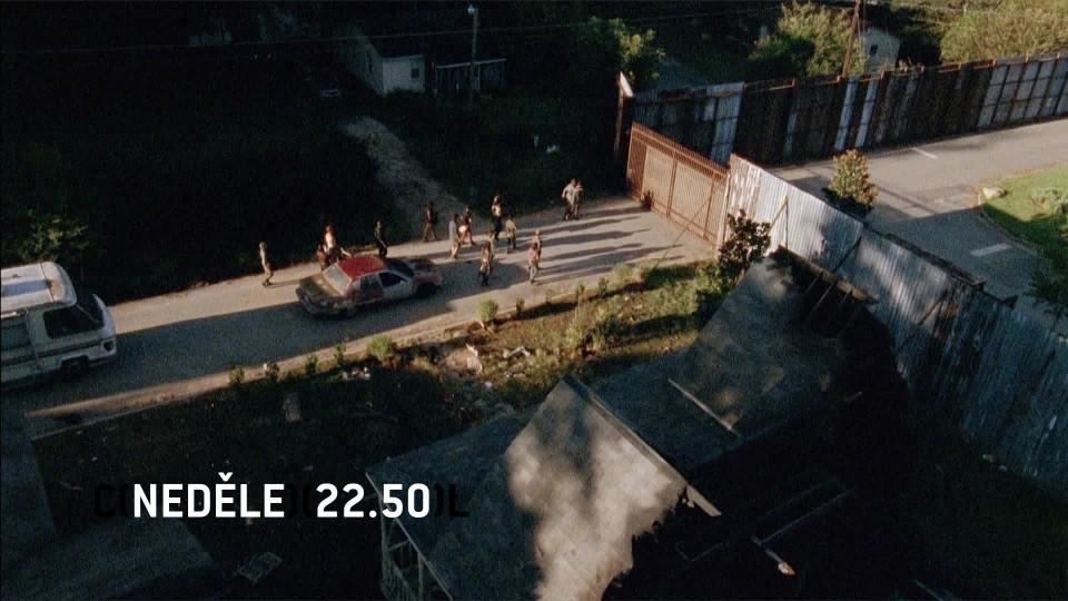 Živí mrtví V (12) - upoutávka
