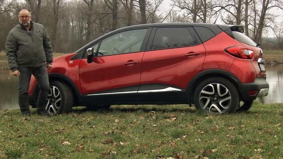 Renault Captur 1,5 dCi EDC Helly Hansen