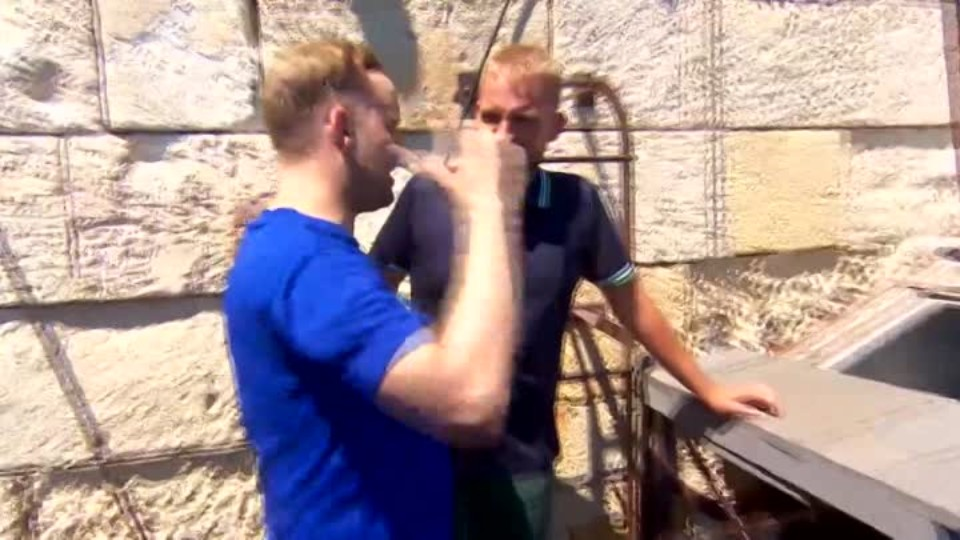 Pevnost Boyard (1) - Jakub Prachař a klaustrofobie
