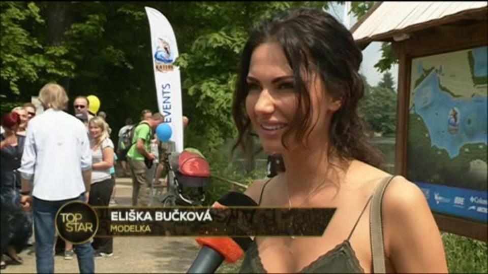 TOP STAR 29.5.2016 - Jakub Vágner a Eliška Bučková