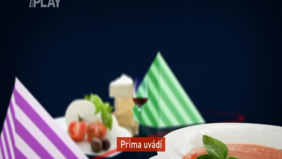 Prostřeno! XII (70) - Praha a Středočeský kraj