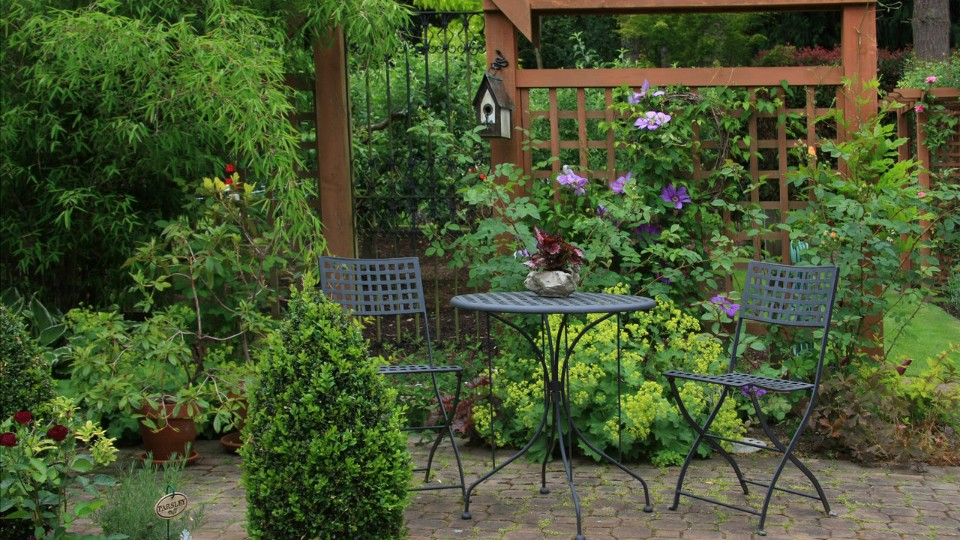Jak založit malou zahradu
