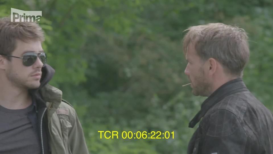 V.I.P. vraždy (1) - pořádně zelená mrtvola