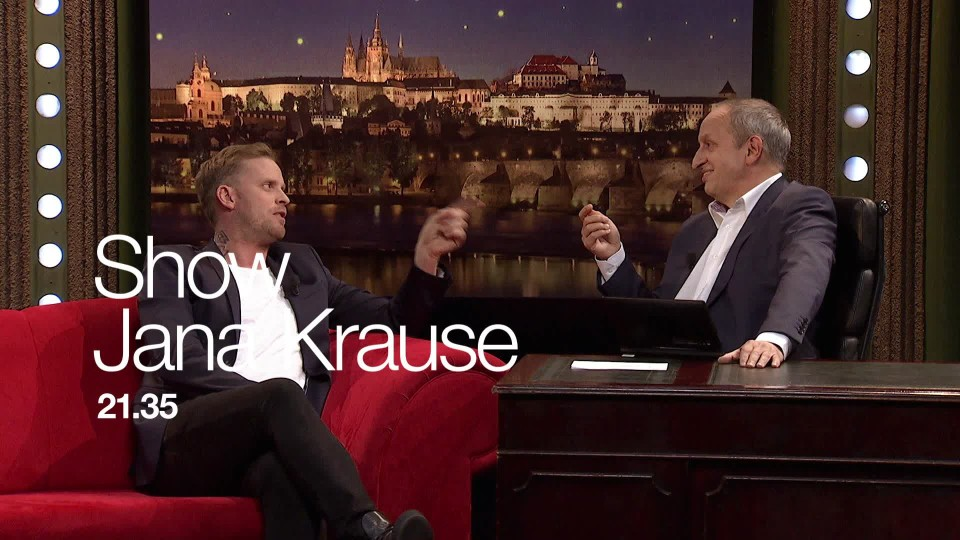 Show Jana Krause 2016 (16) - upoutávka
