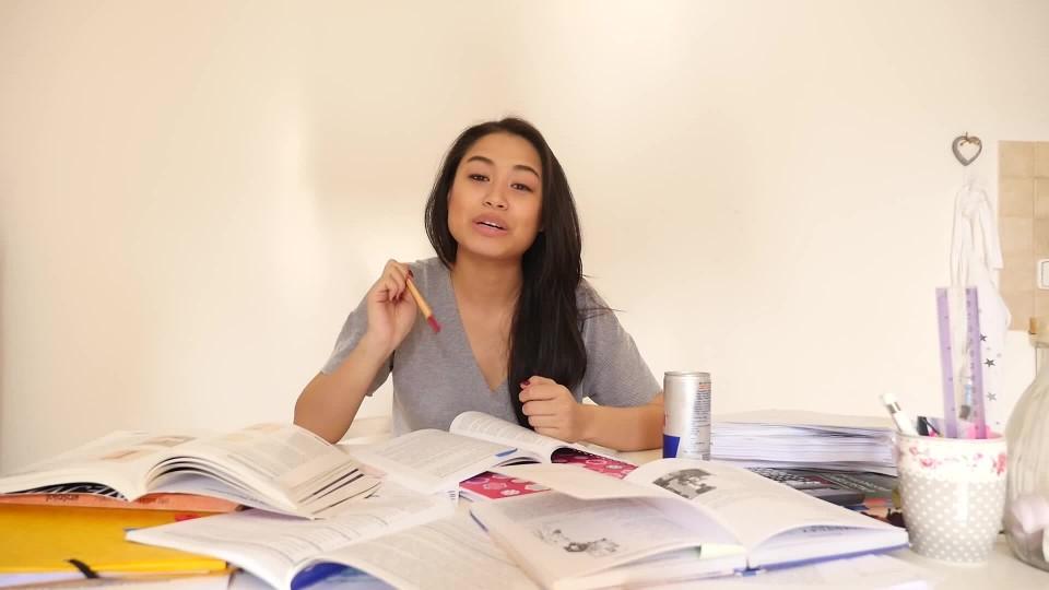 LIŮV VIDEOBLOG : Hany - Jak se co nejefektivněji učit na zkoušky