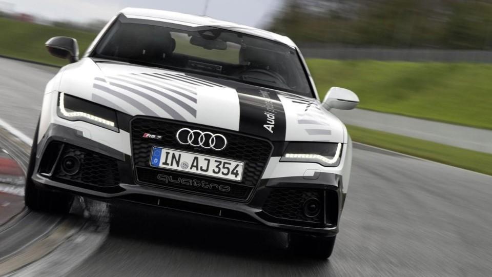 Audi RS7 Autonomní
