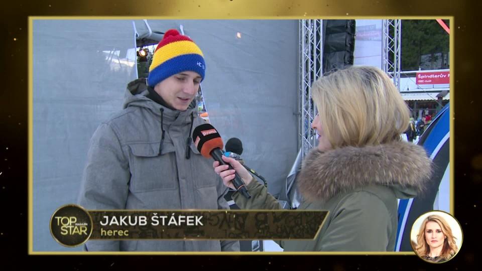Silvestrovský TOP STAR Magazín 2015 - Lenka se ptá