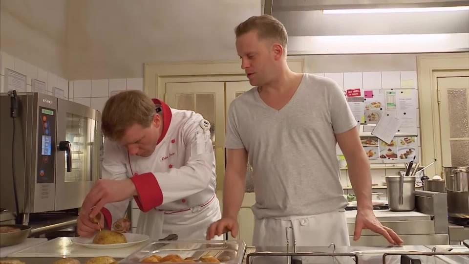 Mike si dělá šoufky z Dražana
