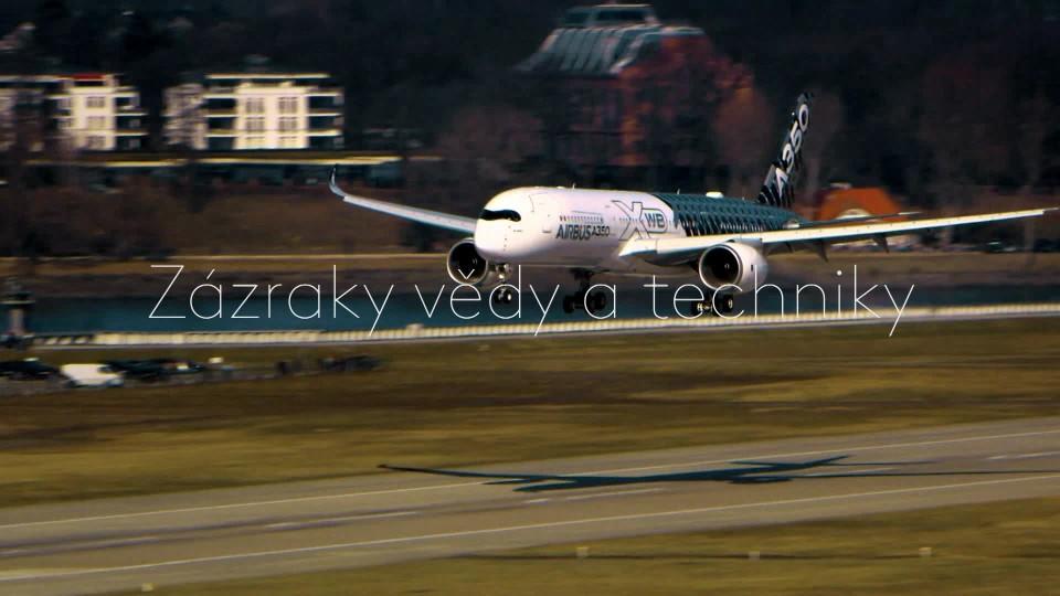 Airbus A350 přichází - upoutávka