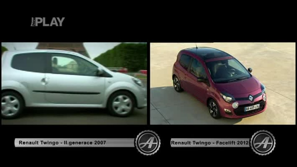 Renault Twingo 1,2 16V Dynamique