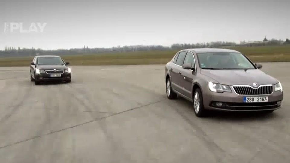 Škoda Superb automat vs. manuál