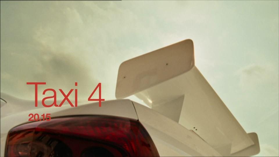 Taxi 4 - upoutávka
