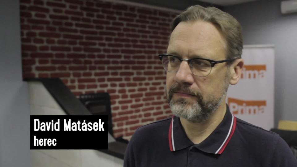 David Matásek: Brácha pod palbou
