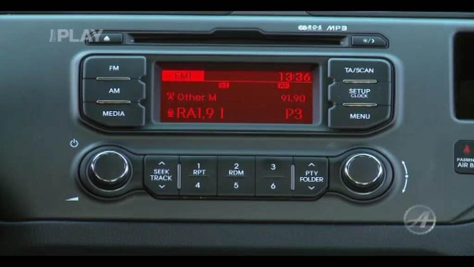 Kia Rio 1,4 CVVT Edition 1 Pro