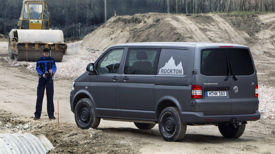 Volkswagen Transporter Rockton Expedition