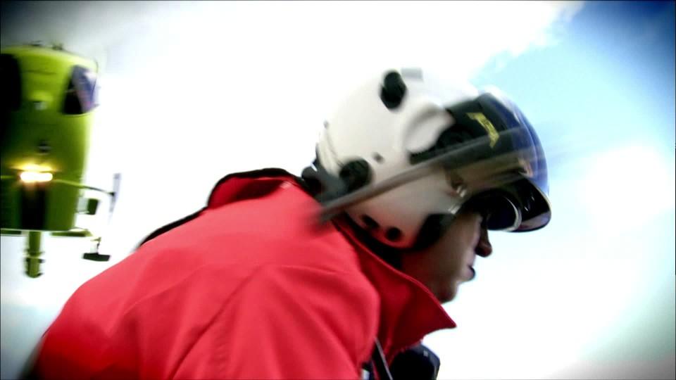 Hrdinové z vrtulníku (11) - upoutávka