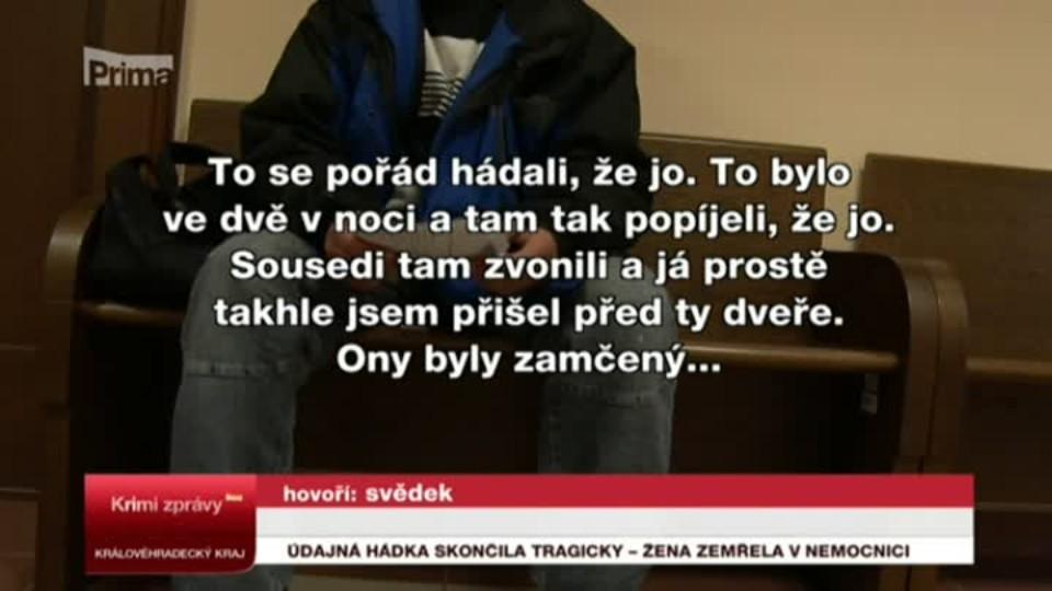 Krimi zprávy 17.10.2016