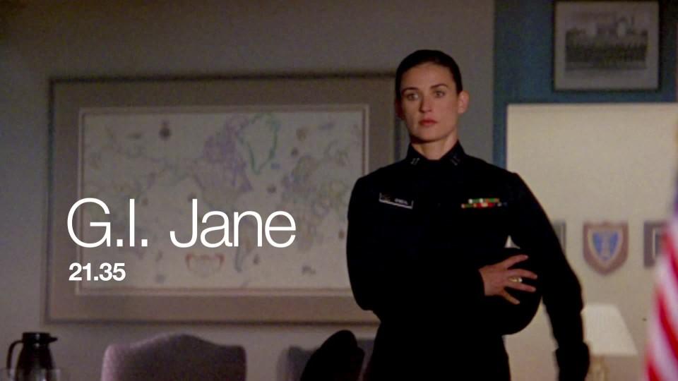 G.I. Jane - upoutávka
