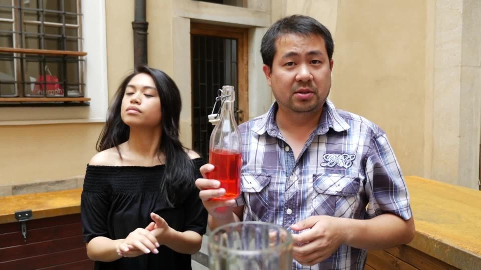 Liův videoblog : Osvěžující domácí Limonády (recepty)