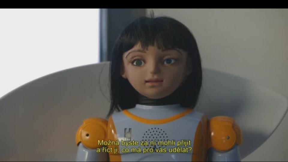 SVĚT: Robotka Alice pečuje
