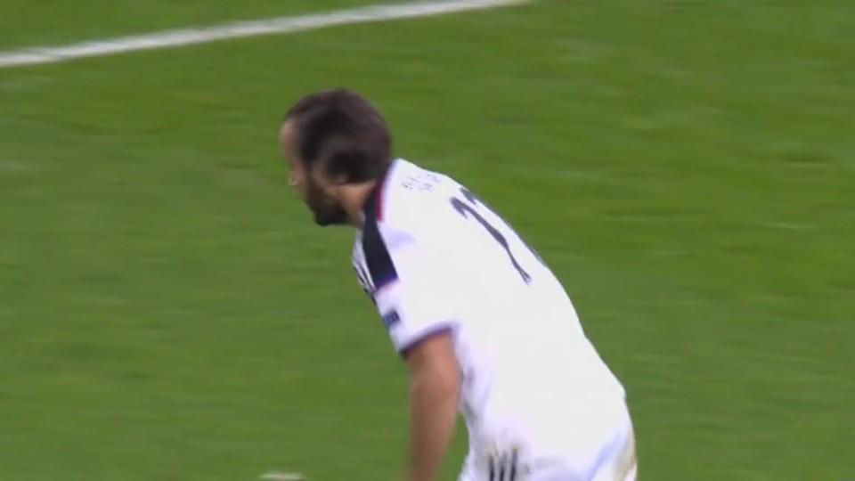 Sestřih zápasu - Liverpool v Basel (9.12.2014)