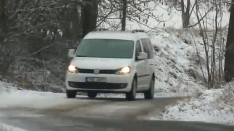 Volkswagen Caddy Maxi 2,0CNG Trendline