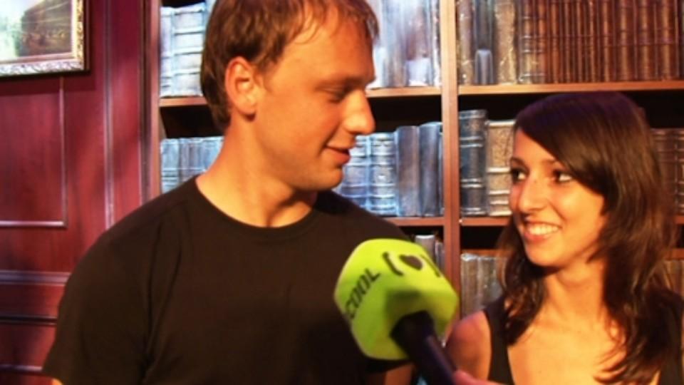 Pekelná výzva II (1) - Patrik a Lucie rozhovor