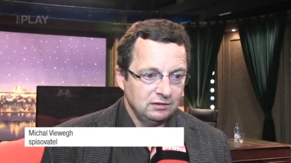 Michal Viewegh - rozhovor 30.9.2014