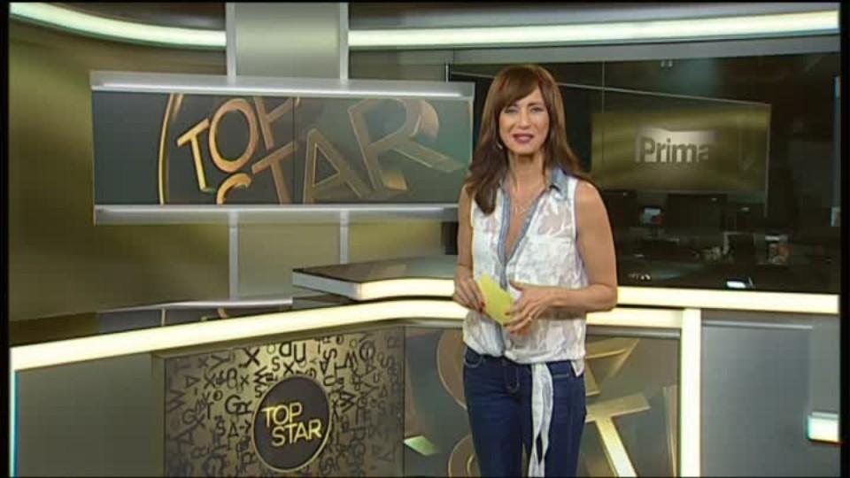 TOP STAR 16.4.2016 - Jitka Boho - přehlídka pro nevidomé