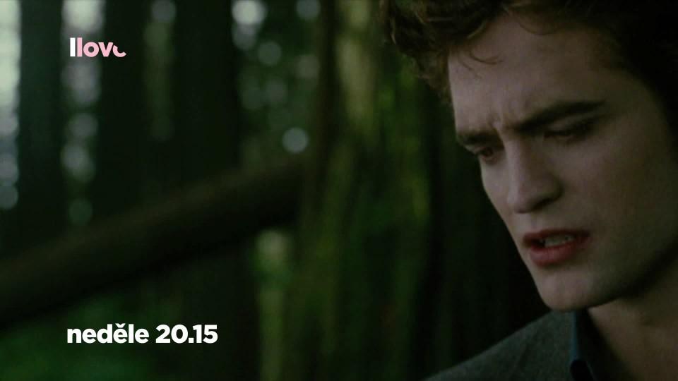 Twilight sága: Nový měsíc - upoutávka