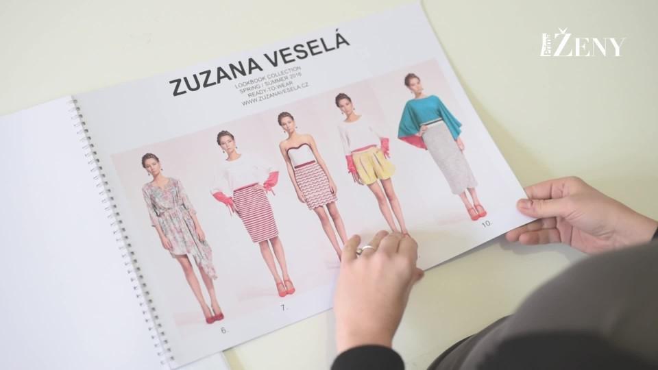 Zuzana Veselá - fashion designer