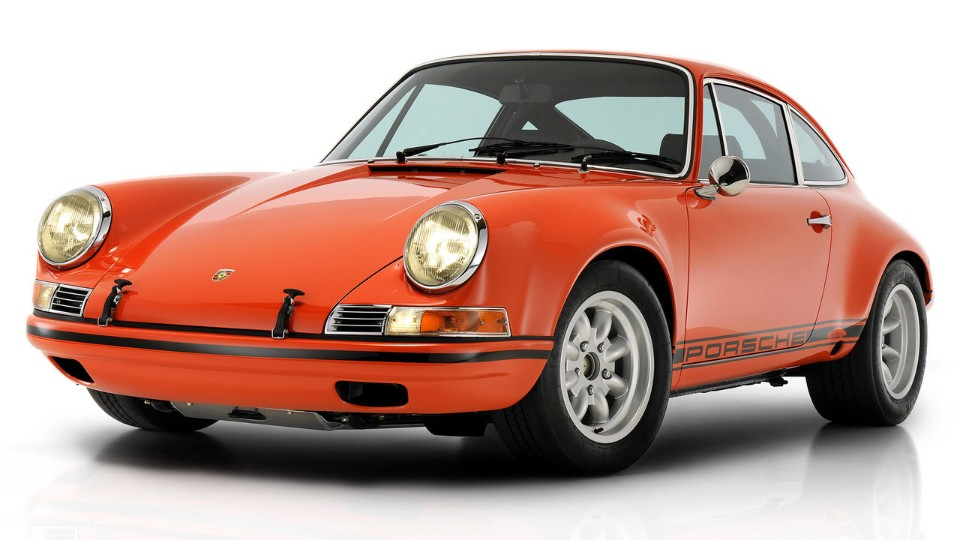 1963 Porsche 911
