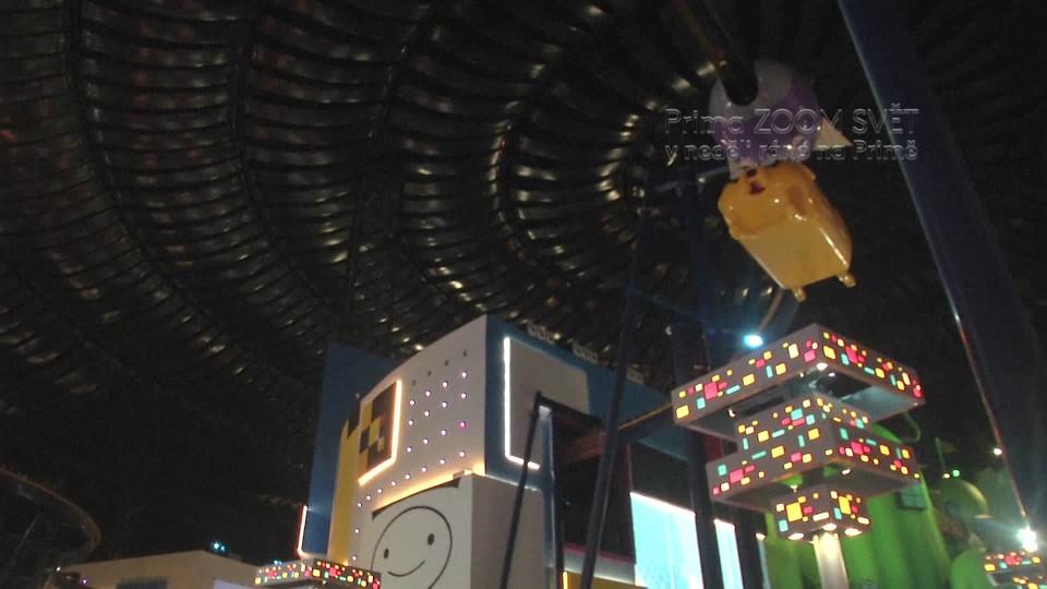 SVĚT: Největší zábavní park pod střechou