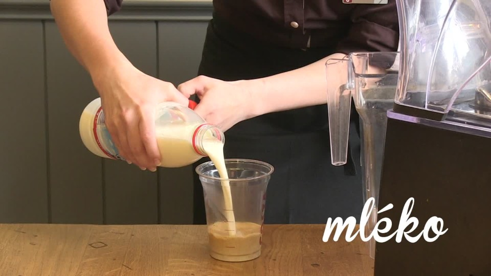 Latte Frostino