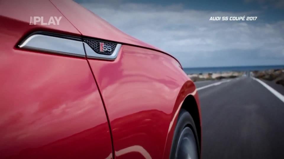 Audi S5 Coupé 2017