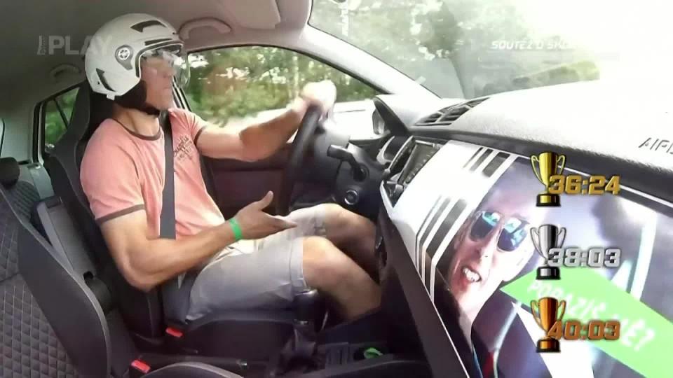 Soutěž o Škoda Fabia desátý týden II. část