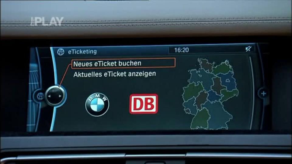BMW inteligentní klíč
