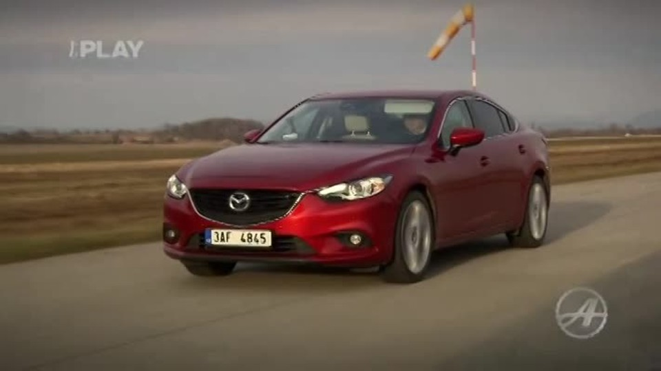 Mazda 6 vs Opel Insignia vs Peugeot 508 III