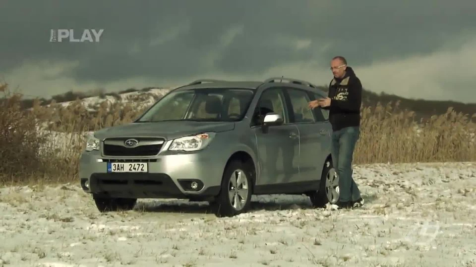 Subaru Forester 2,0i-L Lineartronic
