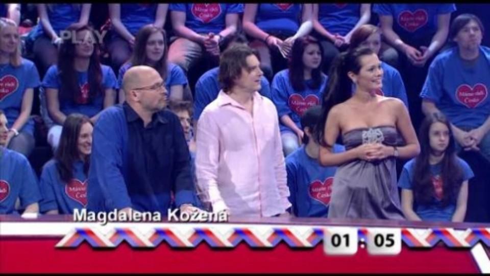 Máme rádi Česko (4) - Prachař - Magdalena Kožená