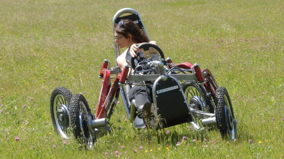 Swincar - elektrický quad