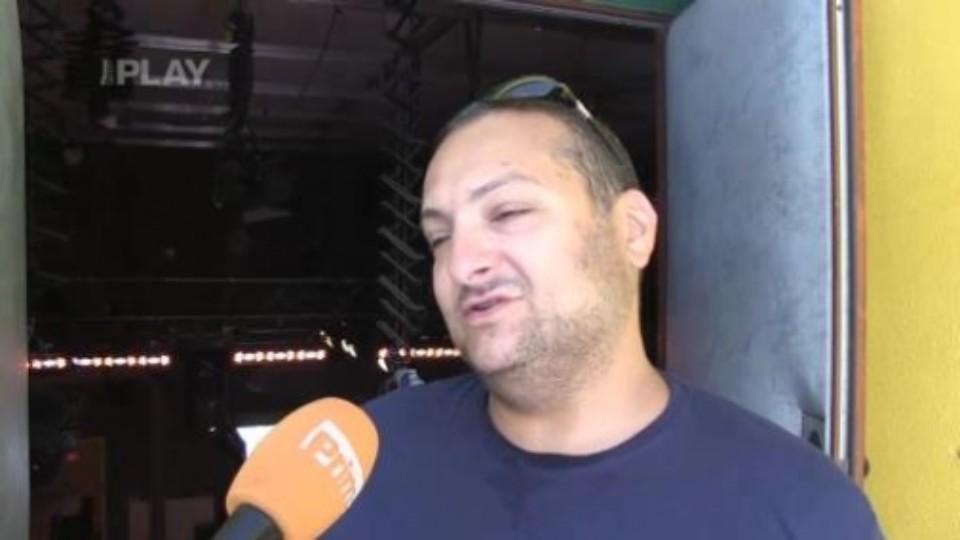 Pekelná výzva II (4) VIP - Patrik Hezucký
