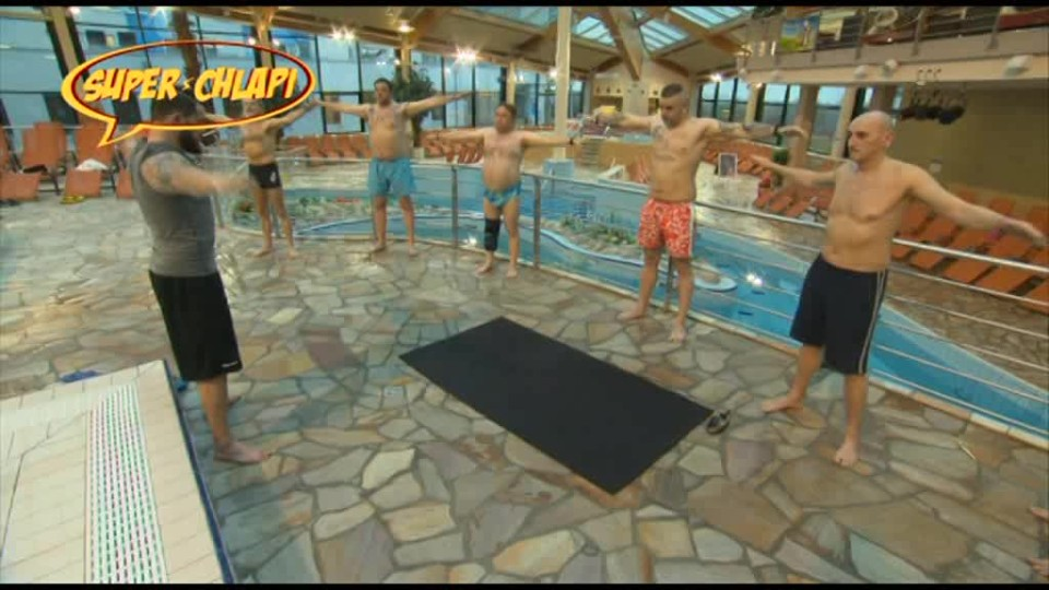 Superchlapi (3): Předpremiérový Jarda neplavec