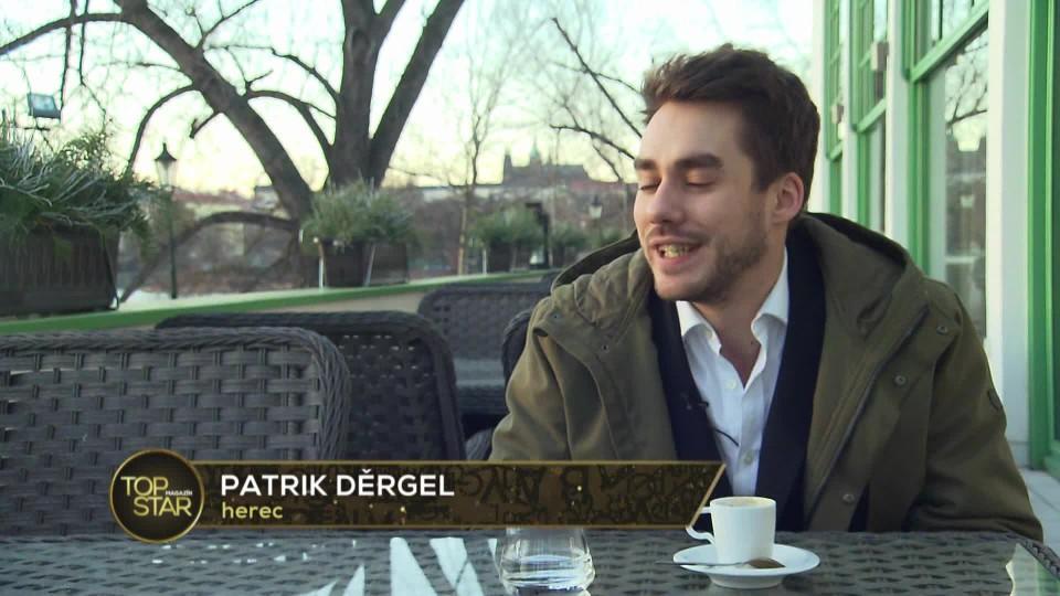 TOP STAR Magazín 2016 (8) - Patrik Děrgel
