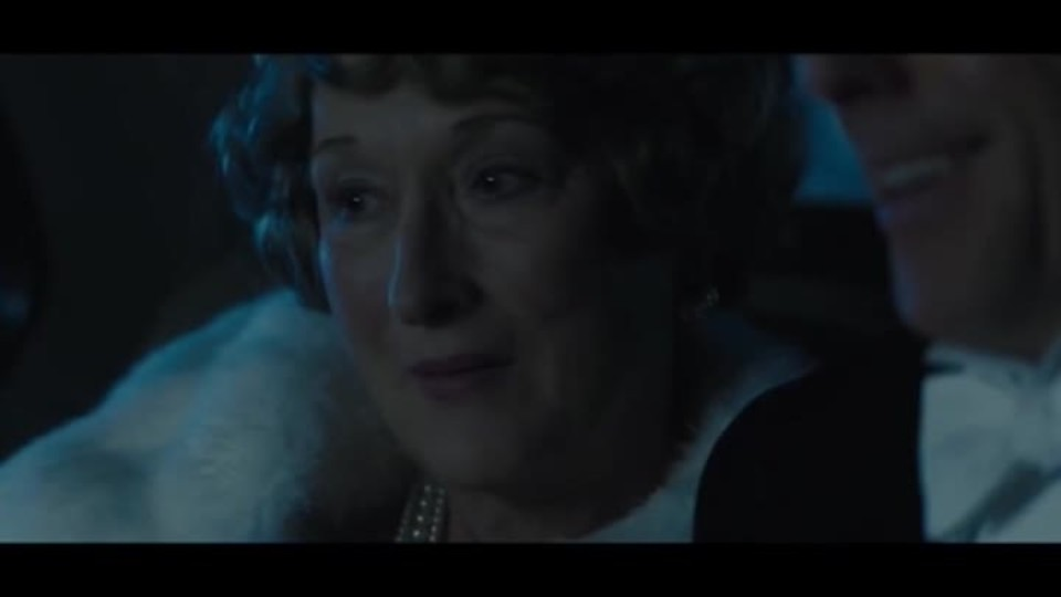 TOP STAR 13.4.2016 - Meryl Streep - premiéra filmu